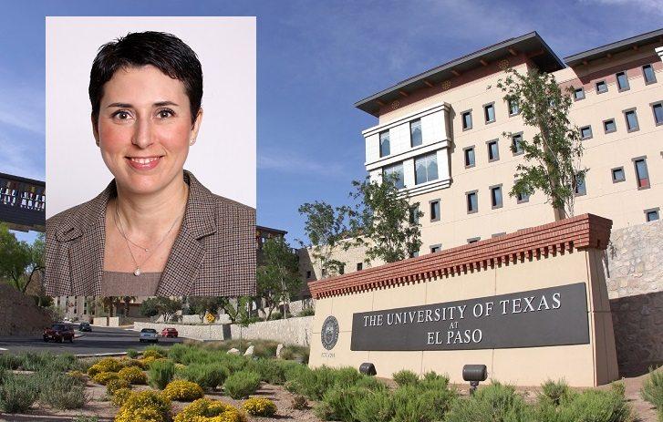 UTEP Faculty Member Recognized as Pillar of Public Health