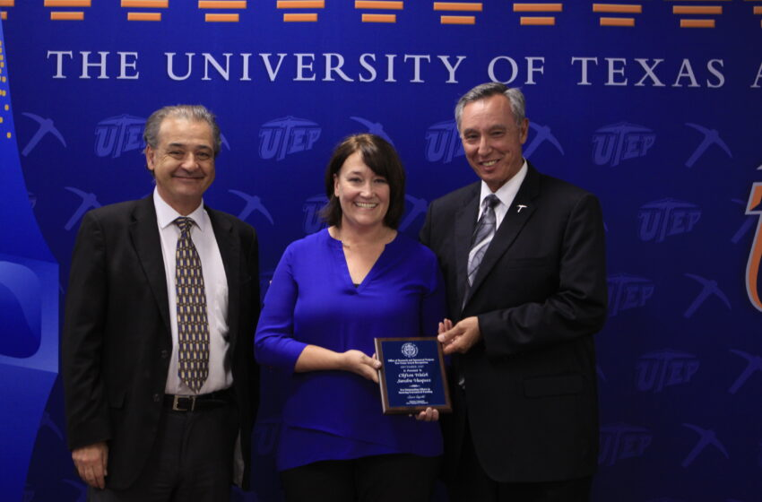 State Grant to Assist UTEP Student Crime Victims