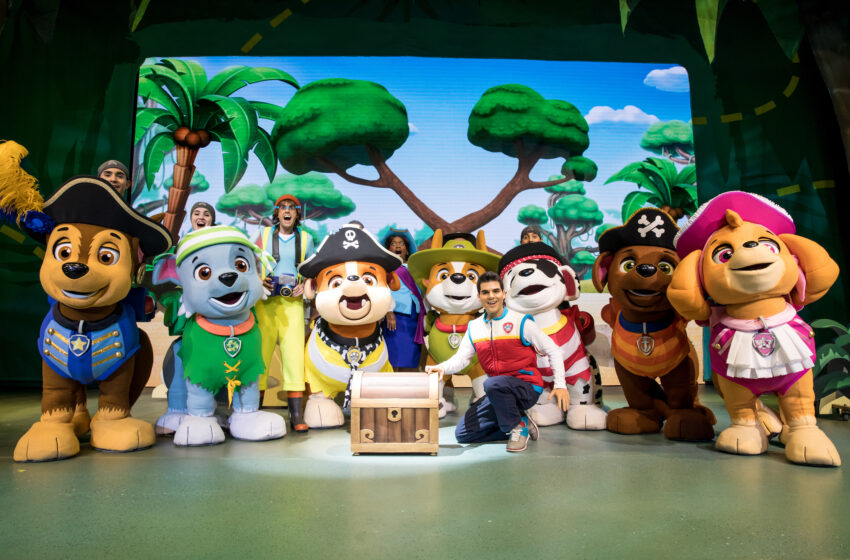 County Coliseum to Host 'PAW Patrol Live' Next March