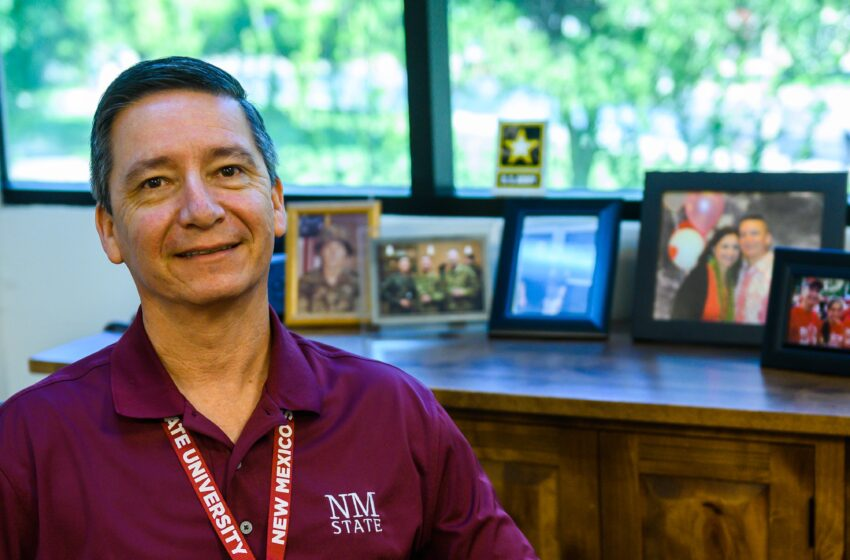 New NMSU Physical Science Lab director aims to create new opportunities