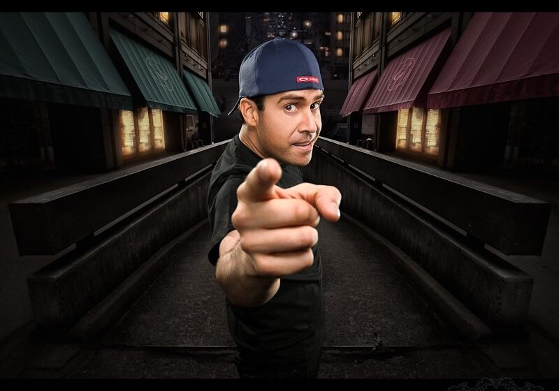 Video+Story: Comedian Pablo Francisco Returns to the Comic Strip Starting Thursday
