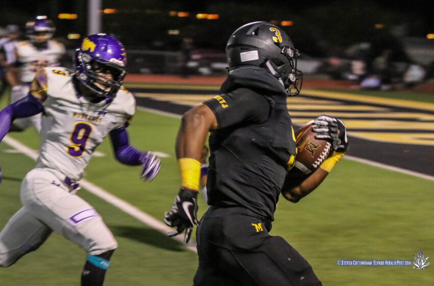 Story in Many Pics: Parkland Pounds Burges 45-6