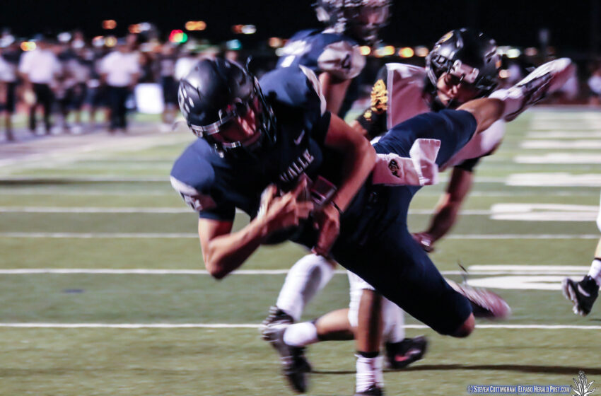 Story in Many Pics: Del Valle Drops Parkland 50-24
