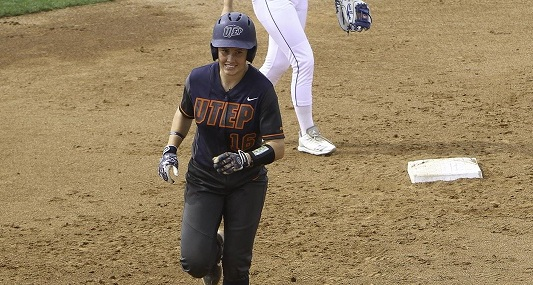 Miners Drop Doubleheader to No. 14 Texas Tech