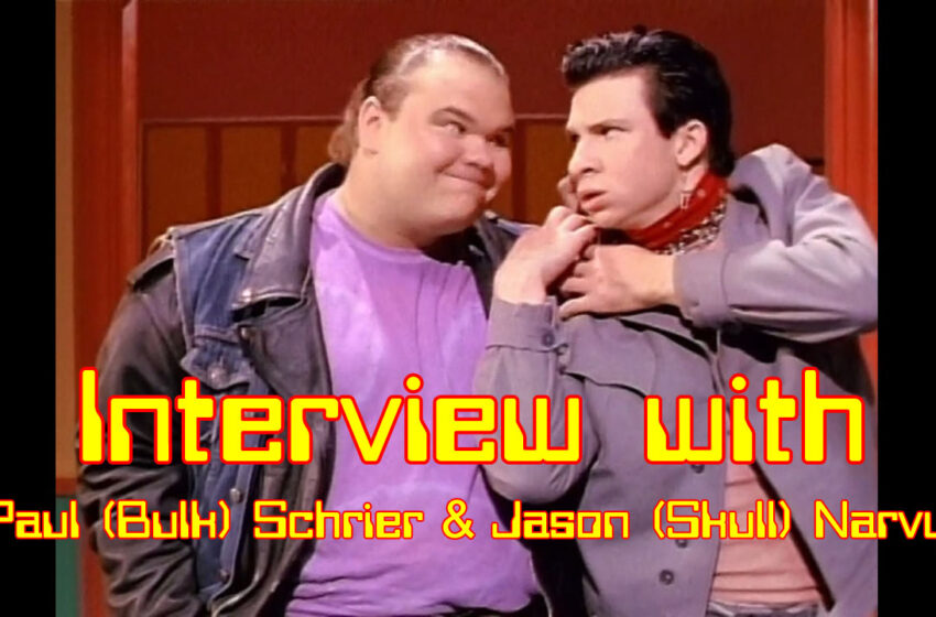 Video: Paul Schrier and Jason Narvy Interview
