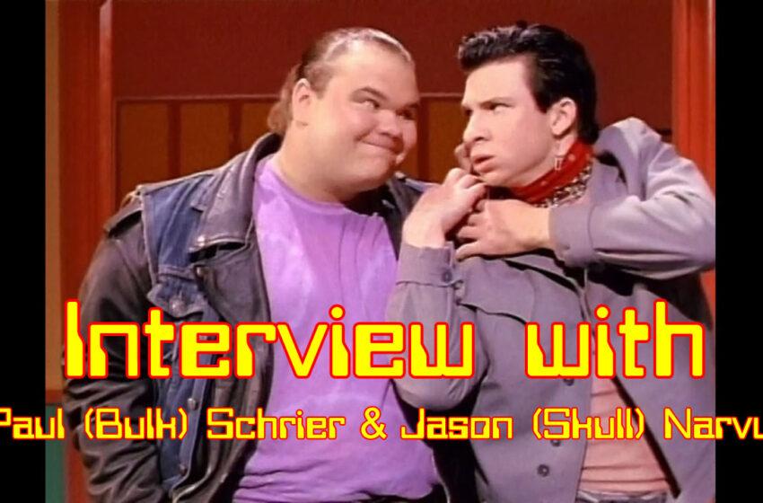 Video: Paul Schrier and Jason Narvy Interview