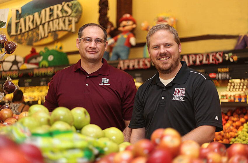 NMSU researchers gaining national attention for grocery shopping research