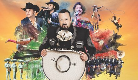 Latin Star Pepe Aguilar, Special Guests to Perform at Coliseum this August