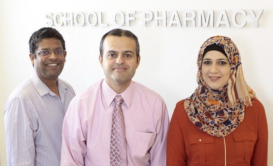 AHA Awards Grant to UTEP Pharmacy Researchers