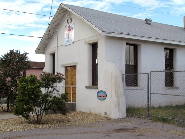 Historic Las Cruces Chapel Restoration Complete, Volunteers host Public Ceremony Saturday