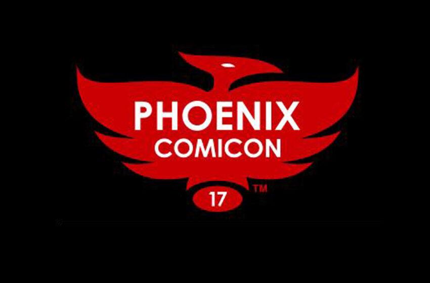 Video: TNTM at Phoenix ComicCon 2017