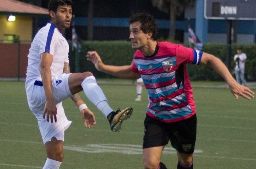 El Paso USL Continues to Expand Roster, Signs Defender Navarro