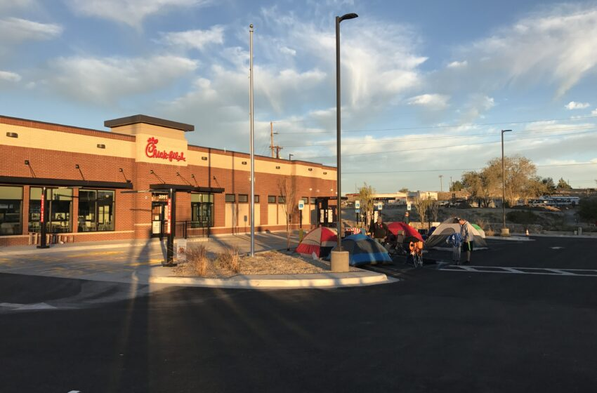 Las Cruces' First Stand-Alone Chick-fil-A Restaurant Opens