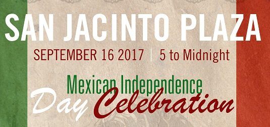 Parks and Recreation to Host Mexican Independence Day Celebration