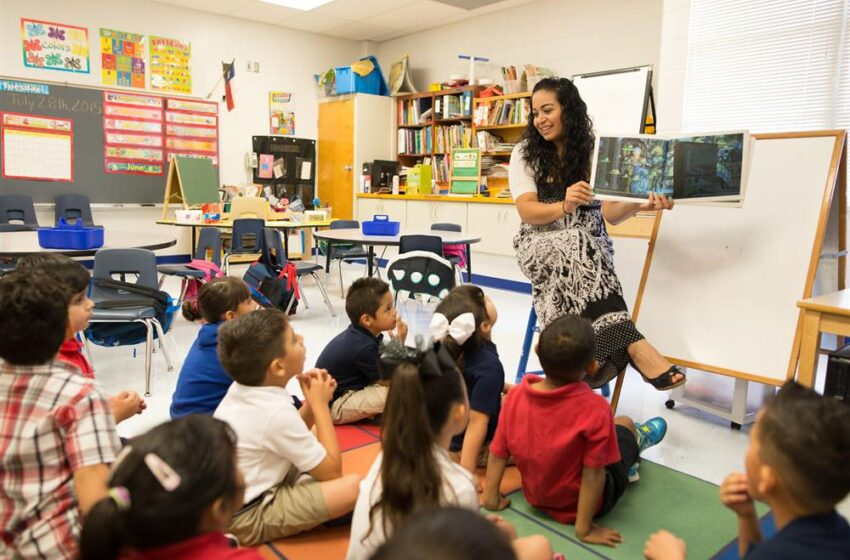 Socorro ISD to Provide Free Half-day Universal Pre-Kindergarten