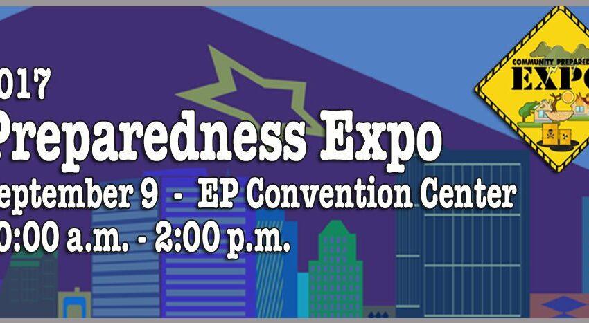 2017 Community Preparedness Expo Set for Saturday