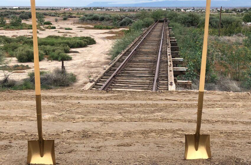 TxDoT Breaks Ground on Reconstruction of Presidio-Ojinaga Rail Bridge