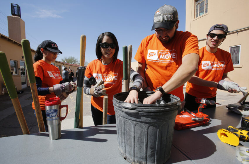 UTEP Set to Serve Community with Project MOVE