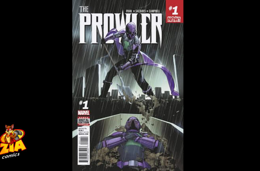 TNTM: Prowler is coming back to Marvel Comics