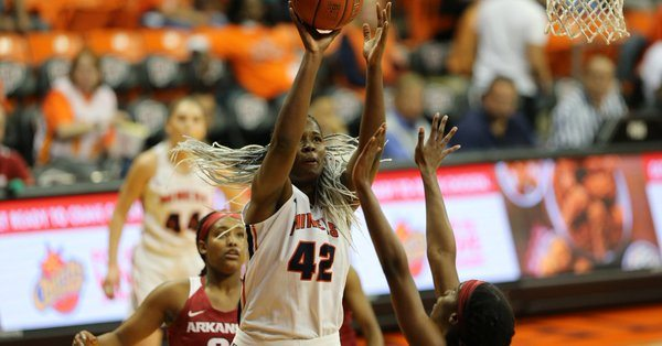 UTEP Takes Down SEC Foe Arkansas 64-61