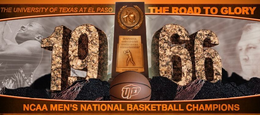 UTEP to Celebrate 50th Anniversary of NCAA Men's Basketball Championship