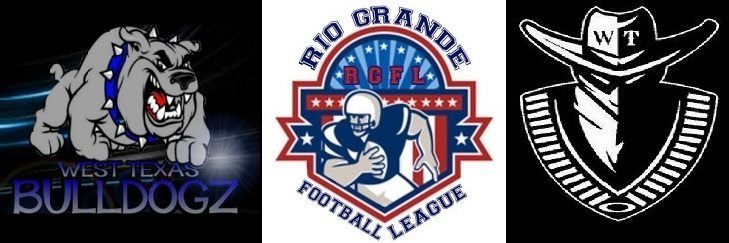 Rio Grande Football League adds two more franchises for 2016 Spring Season
