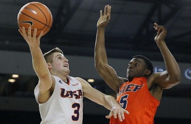 UTSA Bounces UTEP From C-USA Tourney with 71-58 Win