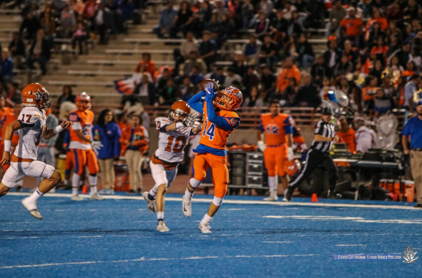 Story in Many Pics: Canutillo Crushes Riverside 49-7