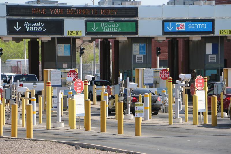 CBP Announces El Paso Ready Lane Segregation Installation Project