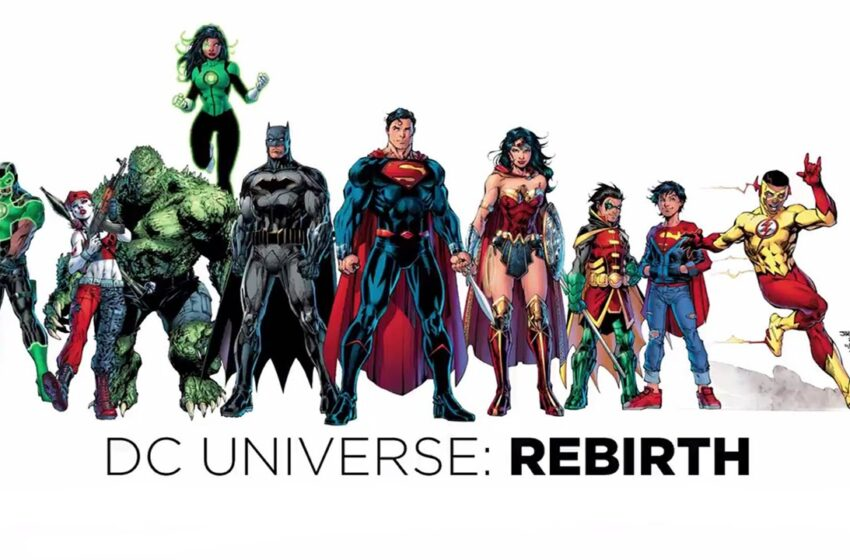 Talk Nerdy to Me: DC Comics Rebirth Explained