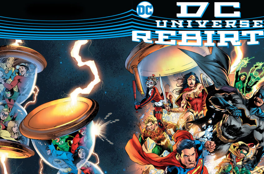 TNTM DC Comics Rebirth Revisited