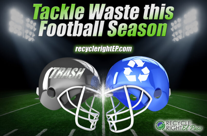 ESD: Tackle Recycling During Football Season