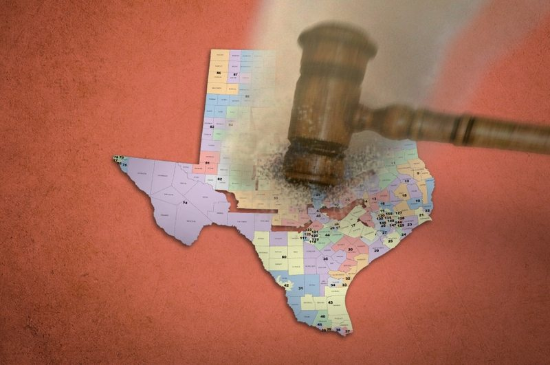 Federal Court sets July Trial Date in Texas Redistricting Case