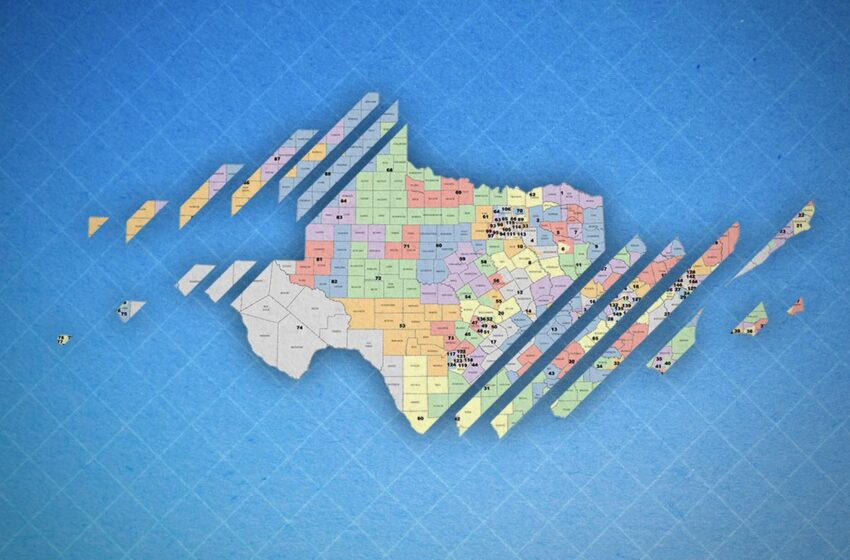 Texas House Map Must be Redrawn, Federal Court Says