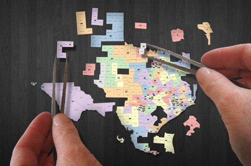 Analysis: A 2018 Texas Legislative Battle Map, Federal Courts Willing