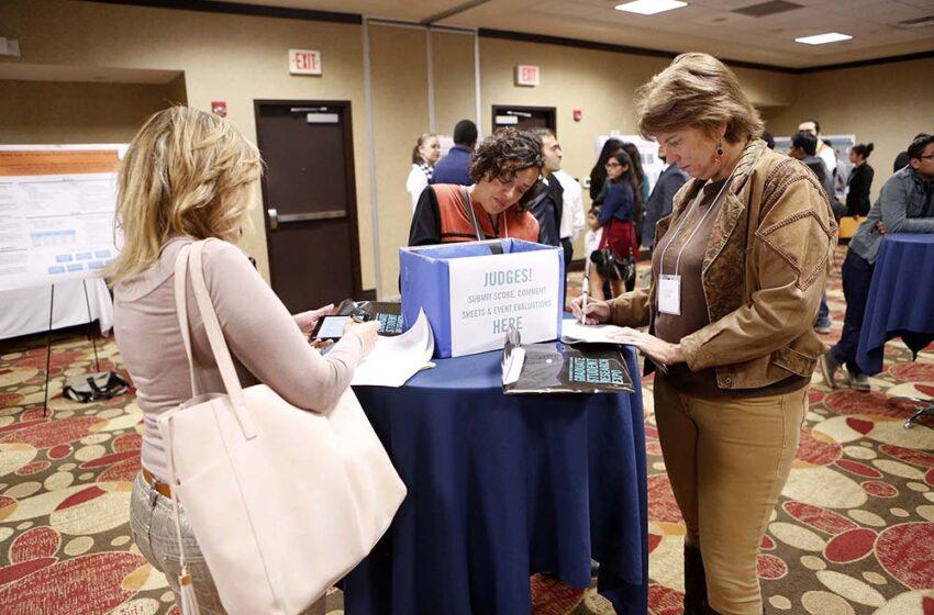 UTEP Graduate Students Showcase Research