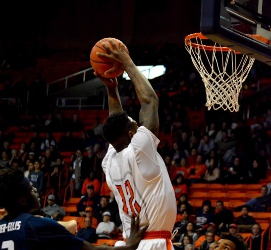 Story in Six Pics: UTEP sinks Rice 61-60