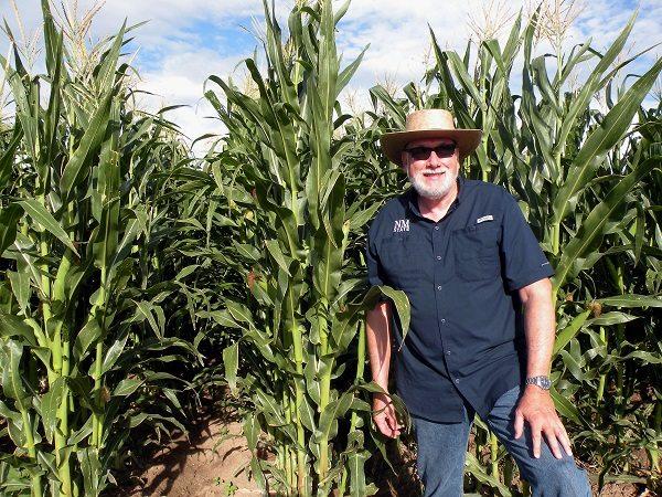 NMSU's Rich Pratt Receives Prestigious Crop Science Award