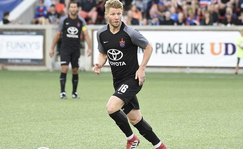 El Paso Locomotive FC Signs FC Cincinnati Midfielder Richie Ryan