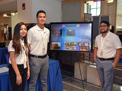 Riverside High Student Engineers Win NASA/University of Alabama Design Competition