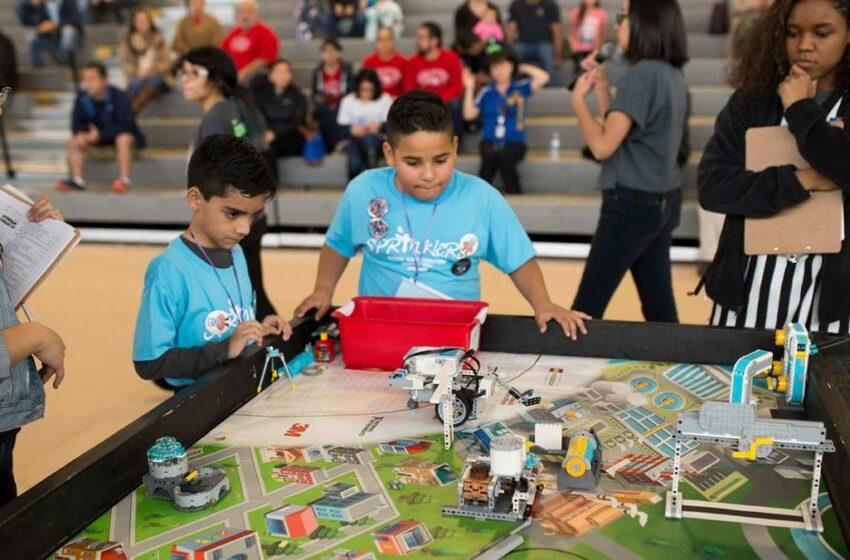 SISD Students to Showcase STEM Skills at ROBOCOM 5.0 Saturday