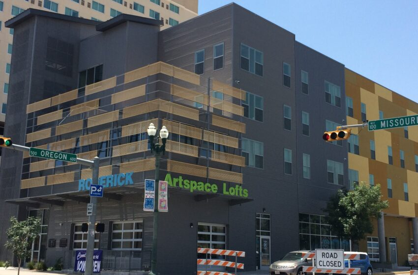 Roderick Artspace Lofts wins Award from Development Trade Magazine