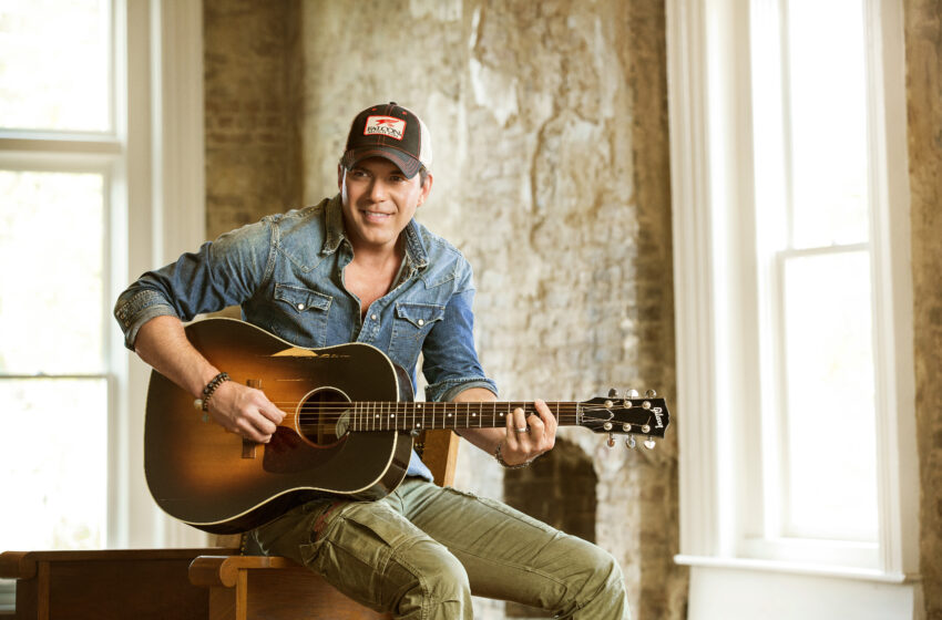 Rodney Atkins to Headline Rio Grande Country Jam at El Paso County Coliseum
