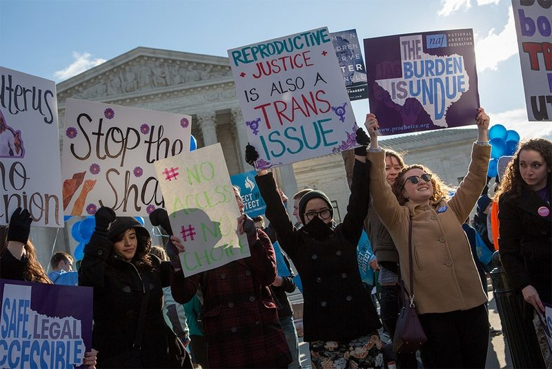 Supreme Court Hears Arguments on Abortion Restrictions