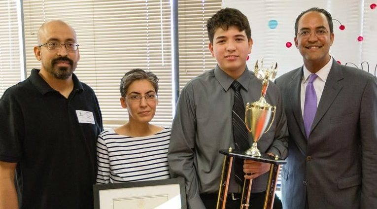 Socorro High Student wins National Recognition in Financial Writing Contest