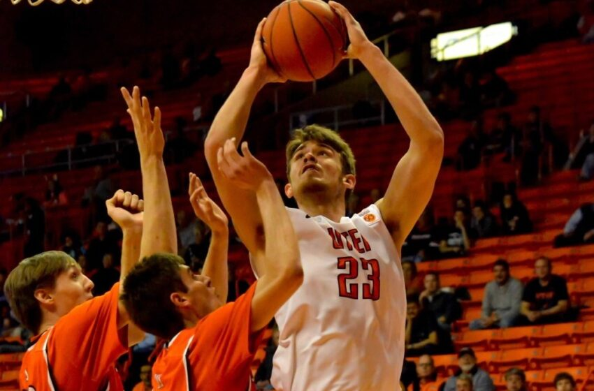 Story in Six Pics: Miners beat Sam Houston State 87-68