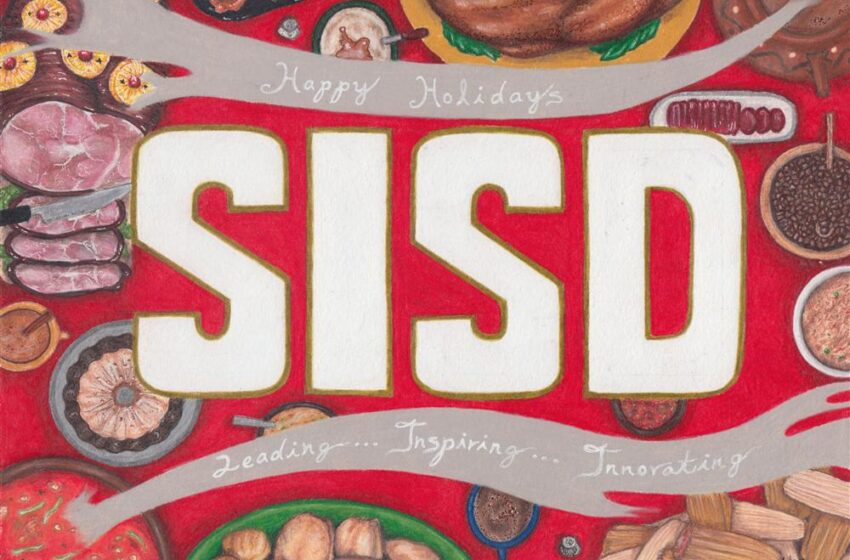 Winners named in 2015 SISD Winter Holiday Art Contest