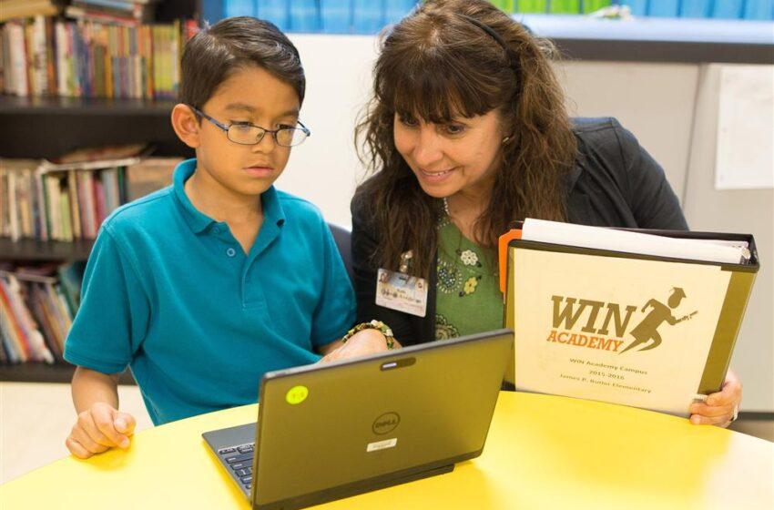 Socorro ISD awarded $800,000 W.K. Kellogg Foundation Grant for WIN Academy