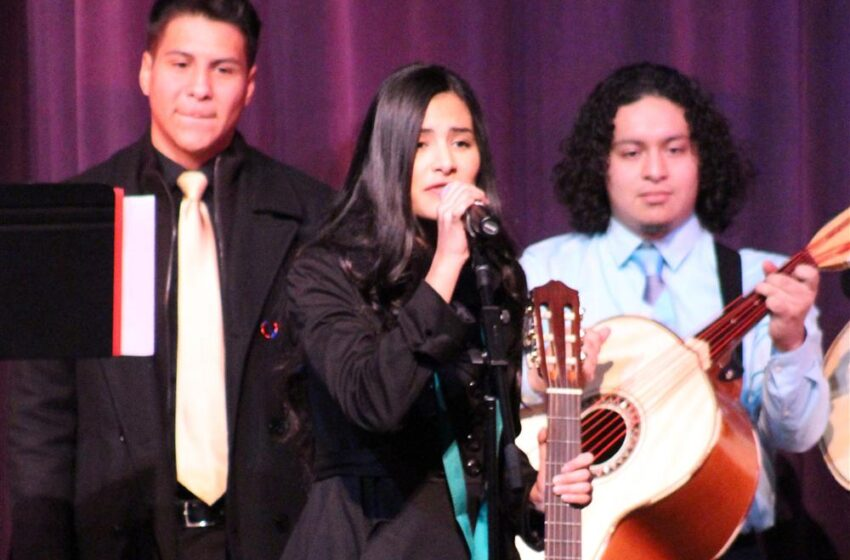 Socorro ISD Mariachi Groups earn Trip to First State Competition