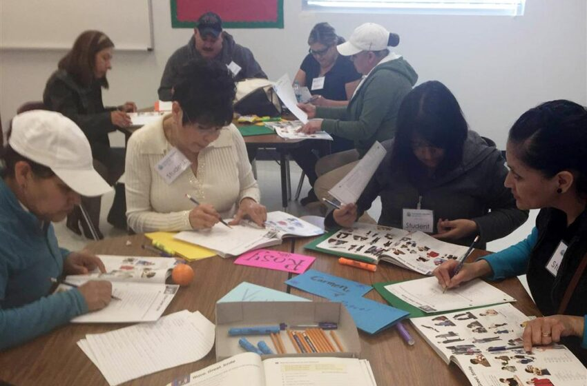 Socorro ISD Offers Free Workforce Classes to Adult ESL Students